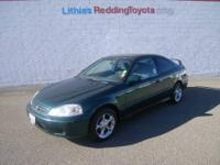 2000 Honda Civic 2dr Coupe EX EX Our Location is:
