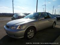 CARFAX Certified only 2-Owner 2000 Honda Civic ex