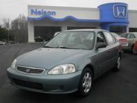 2000 HONDA CIVIC 4dr Car LX Our Location is: Nelson