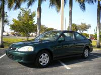Options Included: N/AYOU ARE VIEWING A 2000 HONDA CIVIC