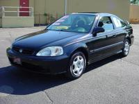 Options Included: EX COUPE WITH POWER SUNROOF,