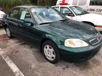Check out this gently-used 2000 Honda Civic we recently
