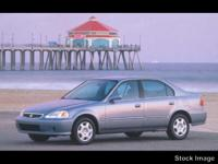 Options:  2000 Honda Civic Lx|Lx 4Dr Sedan|1.6L|4