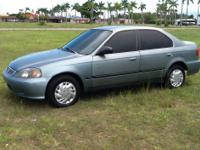 2000 Honda Civic LX sedan - $1950 cash,5 speed stick