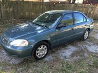 Drives and looks Great! 4 cylinder Motor with Automatic