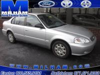Options Included: N/ACLEAN CARFAX!! ONE OWNER! And