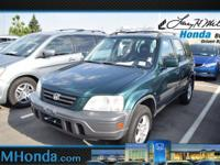 Snag a steal on this 2000 Honda CR-V EX while we have