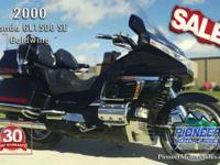 Motorcycles Touring 7295 PSN . 2000 Honda Gold Wing SE