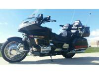 2000 Honda Gold Wing SE, 2000 Gold Wing SE - The Gold