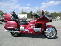 Motorcycles Touring 5047 PSN . 2000 Honda Gold Wing SE