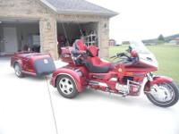 This Trike was bought new in 2000 by seller and always