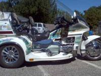 2000 Honda Goldwing SE 1500 Trike Cruiser 35,000 miles