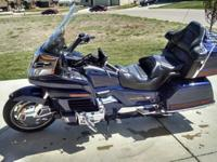 2000 Goldwing 25th Anniversary Edition with 52,000