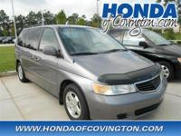 Options Included: N/AThis 2000 Honda Odyssey has been