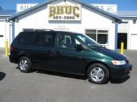 Options Included: N/A2000 HONDA ODYSSEY EX - 3.5L VTEC