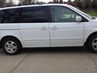 2000 Honda Odyssey 135,000 miles with automatic car