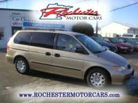 2000 Honda Odyssey LX has 112,076 miles and was a 1