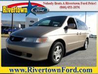 2000 Honda Odyssey Minivan/Van 5dr 7-Passenger EX Our