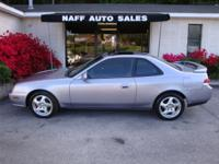 Options Included: N/A2000 Honda Prelude - Clean Carfax