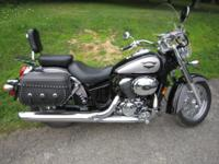 Up for your consideration is a 2000 Honda Shadow ACE