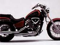 2000 Honda Shadow VLX This is a GREAT first bike! This
