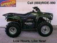 2000 Honda TRX400EX four wheeler - For sale only
