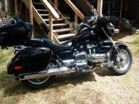 This is a 2000' model Honda Valkyrie Interstate with