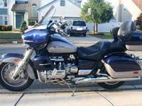 2000 Interstate. 40,000 miles. Meticulously maintained.