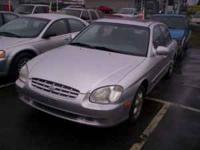 For parts is a 2000 Hyundai Sonata GLS v6 automatic.