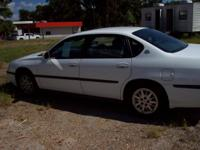 2000 impala 3.4 v6 ac/ auto / car runs and drives needs