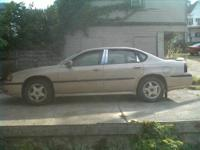 2000 impala ls 3.8 engine very good condition...runs