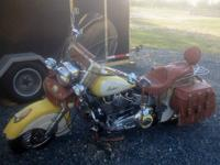 2000 INDIAN CHIEF VINTAGE YELLOW/CREAM SPECIAL ORDER