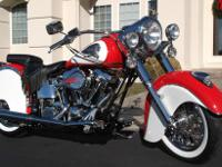 2000 Indian Chief Only 541 Actual Miles, Unique