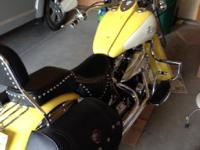 2000 Indian Chief. Categorized as a Cruiser Model in