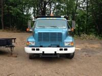 2000 International 4700 Dump Truck 25,999 GVW