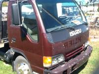 2000 Isuzu DIESEL FLATBED DIESEL ROLLBACK CALL FOR MORE