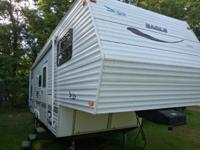 2000 Jayco 285 BH Super Slide Front Queen Rear Bunks