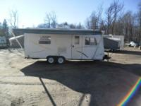 Stock # 6170  Up for Auction: 2000 Jayco Kiwi 21C