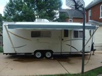 2000 Jayco Kiwi 23B, You will not find a cleaner unit!