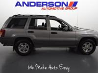 SAVE BIG AT ANDERSON DODGE BY CALLING 1- TODAY!! 136K
