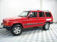 Options Included: N/AThis Cherokee was a local