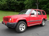 Options Included: N/ARare FIND - Nice Older Jeep