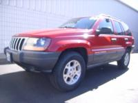 2000 Jeep Grand Cherokee 4dr 4x4 Laredo Laredo Our