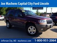 4WD. Welcome to Joe Machens Capital City Ford Lincoln!