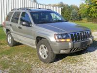 2000 Jeep Grand Cherokee Laredo - Loaded! Leather