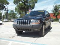 Options Included: 4x4, 5 Passenger, Air Conditioning,
