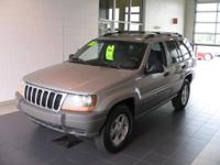 Options Included: N/AJEEP GRAND CHEROKEE LAREDO 4X4!