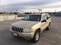 Options:  2000 Jeep Grand Cherokee Limited 4Dr 4Wd