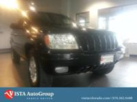 One of the best selling Grand Cherokee body styles