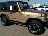 ONLY 65,741 Miles! SE trim, Desert Sand Pearl Coat